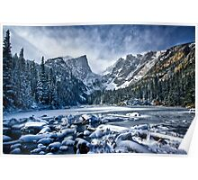 Dream Lake Pano Poster