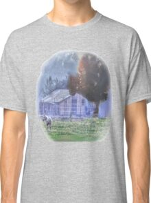 Horse in Open Pastures Classic T-Shirt