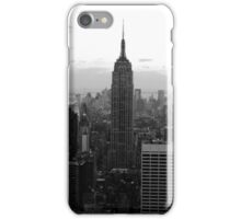 Tallest Building in New York City iPhone Case/Skin