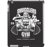 Smugglers Gym iPad Case/Skin