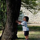 Childhood curiosity by lizzclements