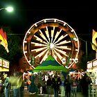 Ferris wheel by lizzclements