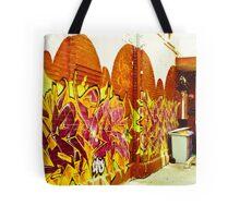 Street Art Toronto Tote Bag