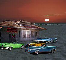 Beach Club by Mike Pesseackey (crimsontideguy)
