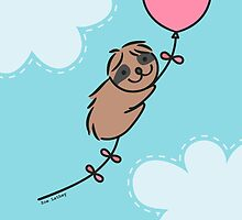 Little Birthday Sloth by zoel