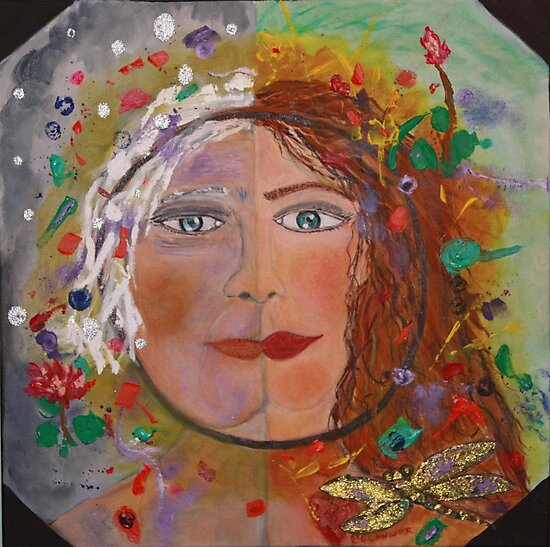 CELEBRATE LIFE  MAIDEN TO CRONE 6 DECADES by eoconnor