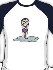 Swimmer Girl 2 T-Shirt