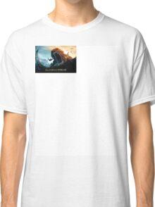 clash the of titans Classic T-Shirt