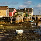 Blue Rocks, Nova Scotia by kenmo