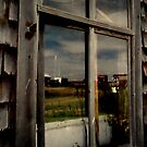 Barn Window by PPPhotoArt