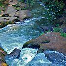 Lacamas Creek, Camas, WA - Potholes by quiquilee