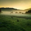 Looking To Blencathra by Brian Kerr