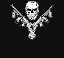 Skull and Tommy Guns Unisex T-Shirt