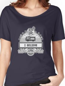 I Believe  Women's Relaxed Fit T-Shirt
