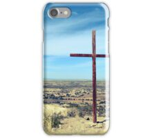 La Cruz iPhone Case/Skin