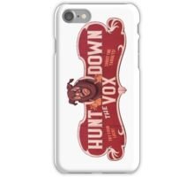 BioShock Infinite – Hunt Down the Vox Game Sign iPhone Case/Skin