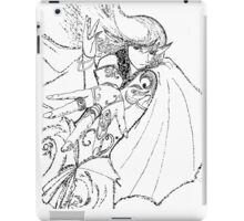 Elven rings iPad Case/Skin