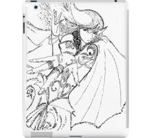 Elven rings iPad Case/Skin