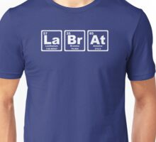 Lab Rat - Periodic Table Unisex T-Shirt