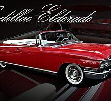 1960 Cadillac 62 Series Convertible El Dorado by TeeMack