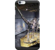 Monstrous Mamenchisaurus iPhone Case/Skin