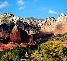 Sedona by Jacquelyn Melling