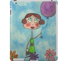 Nothing But Blue Skies  iPad Case/Skin