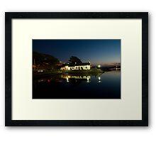 """Cockle Row"" Groomsport N.I. Framed Print"