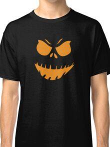 Halloween Face Classic T-Shirt