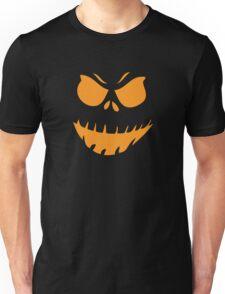 Halloween Face Unisex T-Shirt