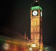 Big Ben Blur by dptphotography