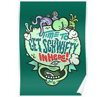 Get Schwifty (dark) Poster