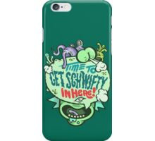 Get Schwifty (dark) iPhone Case/Skin