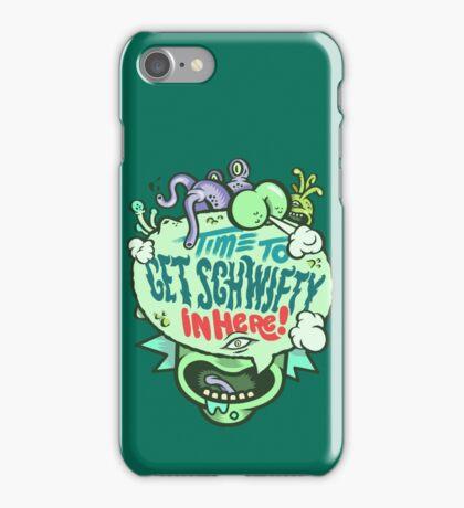 Get Schwifty (dark) iPhone Case/Skin