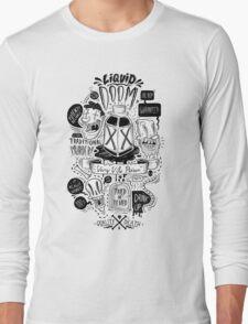 Liquid Doom Long Sleeve T-Shirt