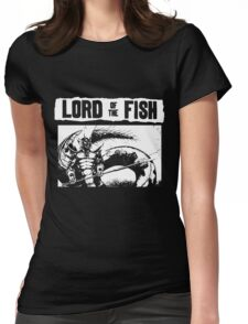 Lord of the Fish Womens Fitted T-Shirt