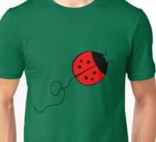 Cute Lady Bug Unisex T-Shirt