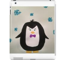 snow penguin iPad Case/Skin