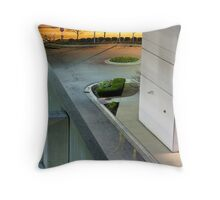 Untitled (Rosemont, IL) Throw Pillow