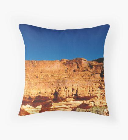 Kings Canyon Throw Pillow