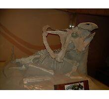 Wonderful Protoceratops Photographic Print