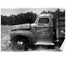 National Truck Poster