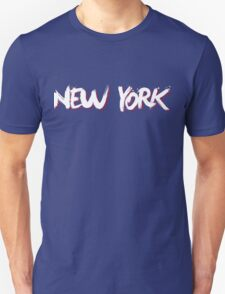 New York: Blue T-Shirt