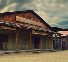Old West - Paramount Ranch by Glenn McCarthy