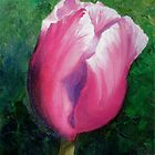Pink Tulip by Marilyn Healey
