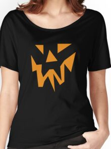 Scary Face Women's Relaxed Fit T-Shirt