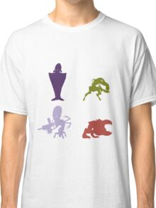 Industrialists - Oddworld Coloured Silhouettes Classic T-Shirt