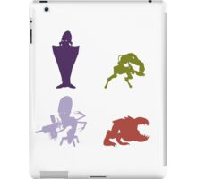 Industrialists - Oddworld Coloured Silhouettes iPad Case/Skin