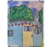 Retro Camper iPad Case/Skin