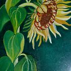 Sunflower by Marilyn Healey